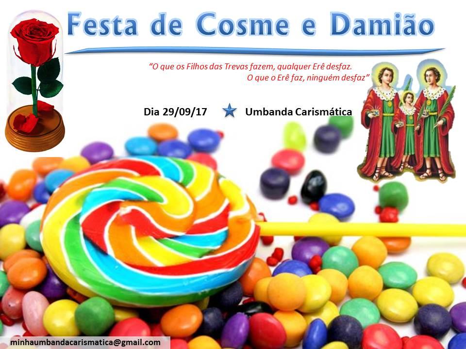 Festa de Cosme e Damião