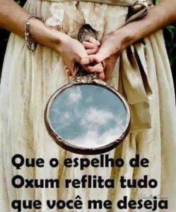 oxum reflete