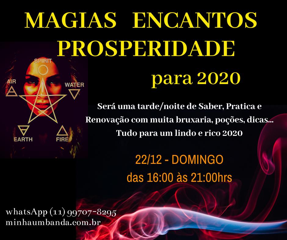 Magias, Encantos e Prosperidadelo (1)
